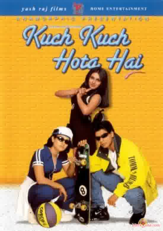 Poster of Kuch Kuch Hota Hai (1998) - (Hindi Film)